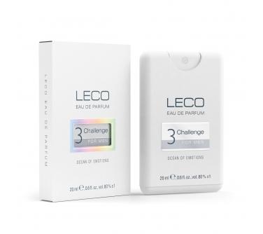 Парфюмированная вода LECO Challenge (3)