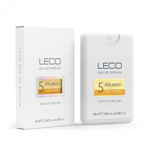 Парфюмированная вода LECO Allusion (5)