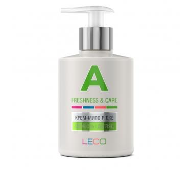 Крем-мыло жидкое LECO «Свежесть и уход»