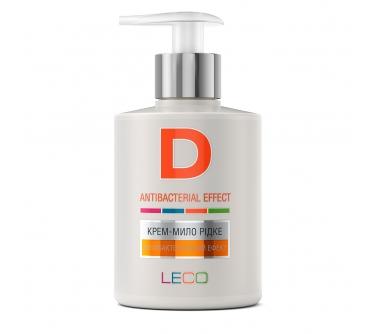 Крем-мыло жидкое LECO «Антибактериальный эффект»
