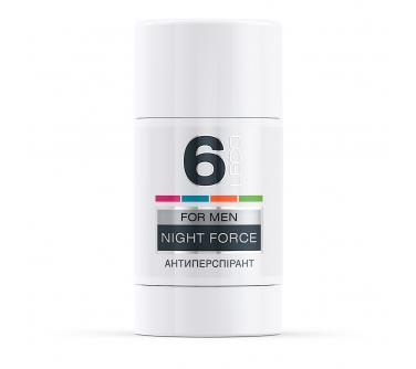 Дезодорант-антиперсперант «LECO» №6 NIGHT FORCE for men