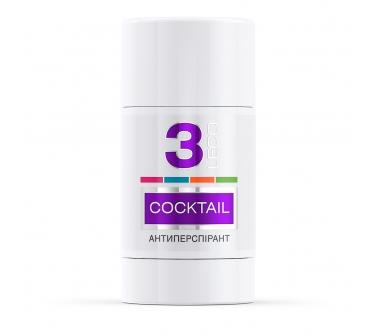 Дезодорант-антиперсперант «LECO» №3 COCTAIL for women