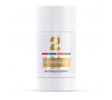 Дезодорант-антиперсперант «LECO» № 2 CHAMPAGNE for women
