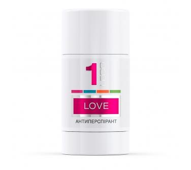Дезодорант-антиперсперант «LECO» №1 LOVE for women